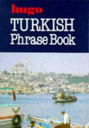 Cover of: Turkish Phrase Book (Hugo's Phrase Book)