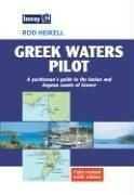 Greek Waters Pilot by Rod Heikell