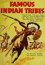 Cover of: Famous Indian tribes | William Moyers