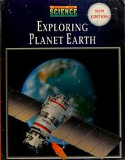 Cover of: Exploring planet Earth |
