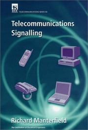 Cover of: Telecommunications signalling