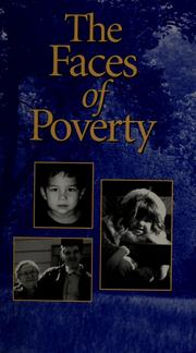 Cover of: The faces of poverty | Ralph W. Beiting