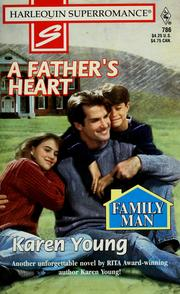 Cover of: A father's heart | Karen Young