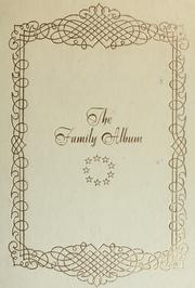 Cover of: The Family album |