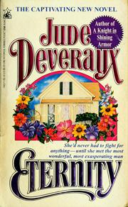 Cover of: Eternity | Jude Deveraux