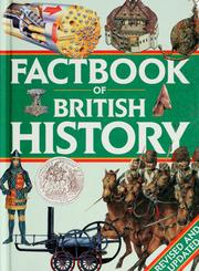 Cover of: Factbook of British history | Jean Isobel Esther Cooke