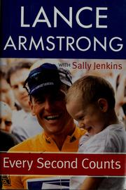 Cover of: Every second counts | Lance Armstrong