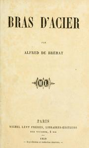 Cover of: Bras d'acier by Alfred Guézenec