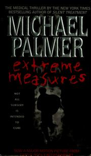 Cover of: Extreme measures | Palmer, Michael