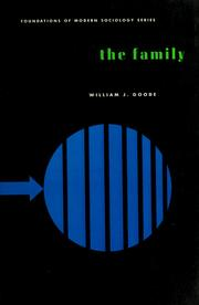 Cover of: The family | William Josiah Goode