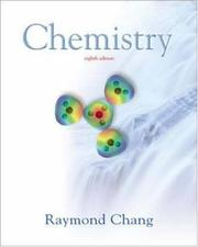 Cover of: Chemistry with Online ChemSkill Builder