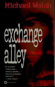 Cover of: Exchange alley | Walsh, Michael