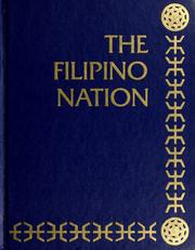 Cover of: The Filipino nation |