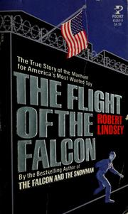 Cover of: The flight of the Falcon by Robert Lindsey