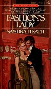 Cover of: Fashion's Lady | Sandra Heath