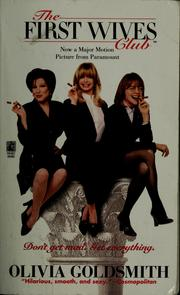 Cover of: The First Wives Club | Olivia Goldsmith