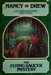 Cover of: The flying saucer mystery | Carolyn Keene