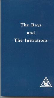 Cover of: Rays and the Initiations