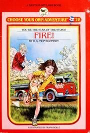Cover of: Fire! | R. A. Montgomery