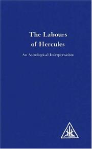 Cover of: The Labours of Hercules
