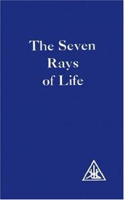 Cover of: The Seven Rays of Life