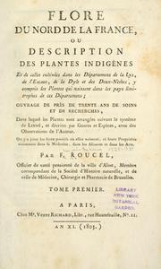 Cover of: Flore du nord de la France