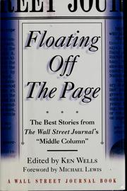 "Cover of: Floating Off The Page: The Best Stories from The Wall Street Journal's ""Middle Column"""