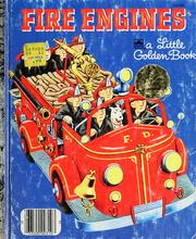 Cover of: Fire engine book | Tibor Gergely