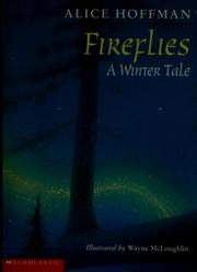 Cover of: Fireflies | Alice Hoffman