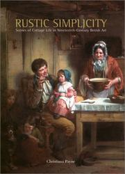 Cover of: Rustic Simplicity