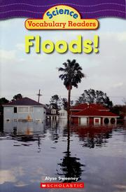 Cover of: Floods! | Alyse Sweeney