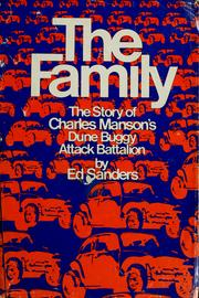 Cover of: The family | Ed Sanders