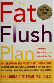 Cover of: The fat flush plan