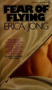Cover of: Fear of flying | Erica Jong