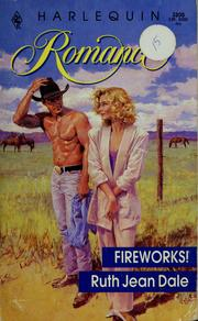 Cover of: Fireworks! by Ruth Jean Dale