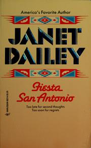 Cover of: Fiesta San Antonio | Janet Dailey