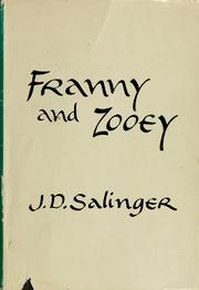 Cover of: Franny and Zooey