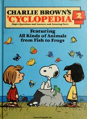 Cover of: Featuring all kinds of animals from fish to frogs |