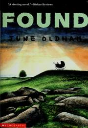Cover of: Found | June Oldham