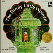 Cover of: The funny little woman | Arlene Mosel