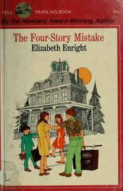 Cover of: The Four-Story Mistake | Elizabeth Enright