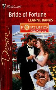 Cover of: Bride of Fortune | Leanne Banks