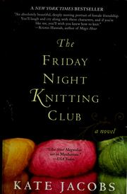 The Friday Night Knitting Club Open Library