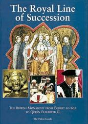 Cover of: The Royal Line of Succession
