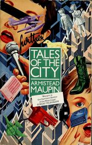 Cover of: Further Tales of the City