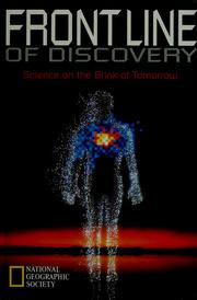 Cover of: Frontline of discovery | [contributing authors, Arthur C. Clarke ... et al.], prepared by the Book Division, National Geographic Society.