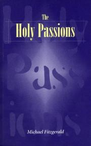 Cover of: The holy passions | Fitzgerald, Michael