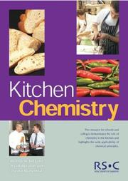 Cover of: Kitchen Chemistry by Ted Lister, Heston Blumenthal