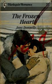 Cover of: The frozen heart | Jane Donnelly
