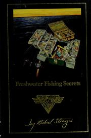 Cover of: Freshwater fishing secrets